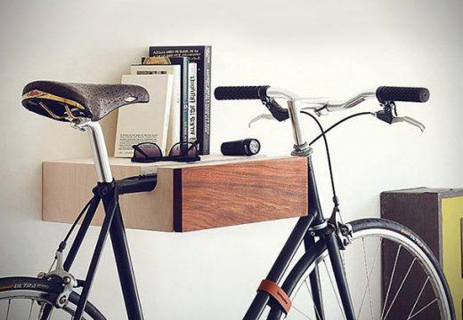 Къде да си държим колелото?