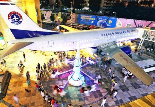 Превърнаха Боинг 737 в ресторант за 5 млн. долара