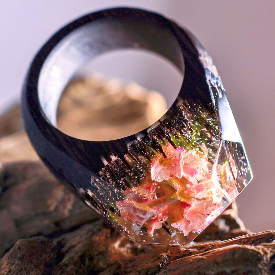 resin-rings-miniature-scenes-secret-forest-10