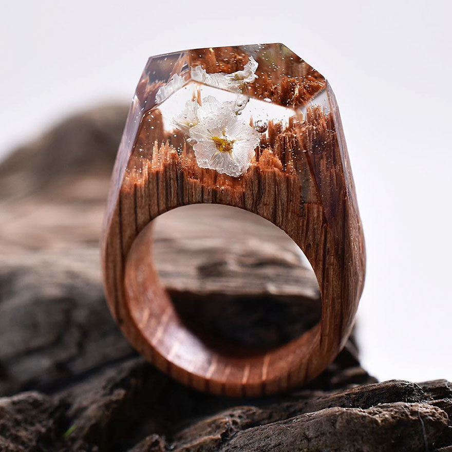 resin-rings-miniature-scenes-secret-forest-7