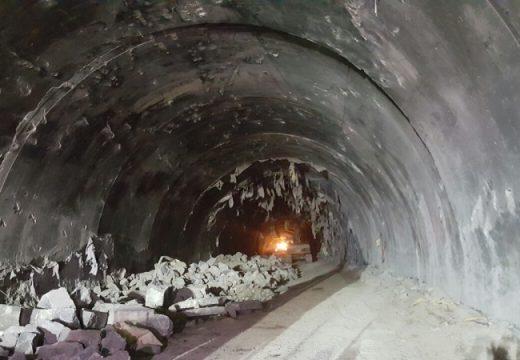 Състоянието на тунелите в България