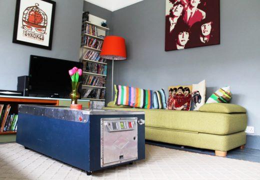 20+ идеи за хол като от 60-те години