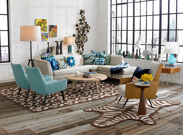 fabulous-living-room-with-a-cool-collection-of-vases