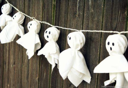 20+ лесни направи си сам идеи за Хелоуин