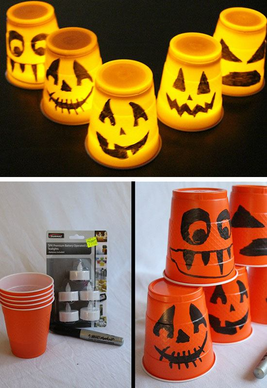halloween-cup-decorations