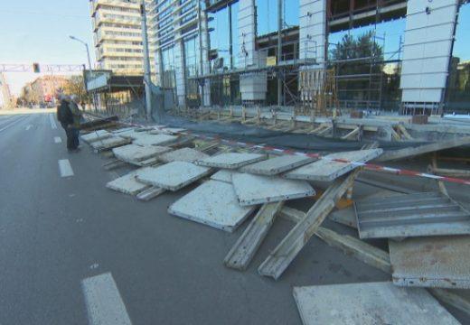 Предпазен тунел до строеж в столицата се срути