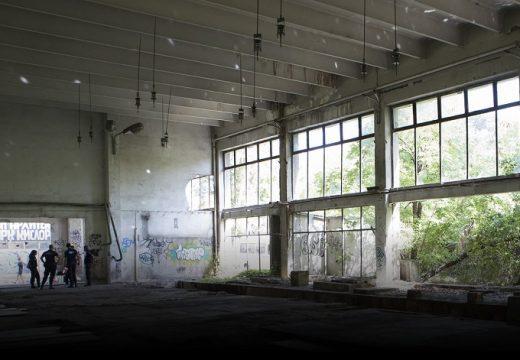 Превръщат стара топлоцентрала в център за изкуство и култура