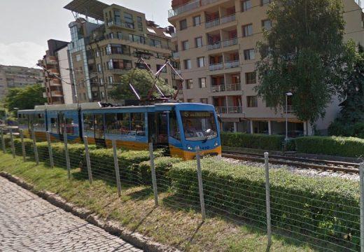"""Реконструират трамвайната линия по бул. """"Цар Борис III"""" в София"""