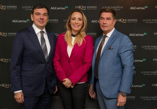 Unique Estates става ексклузивен партньор на Luxury Portfolio за България