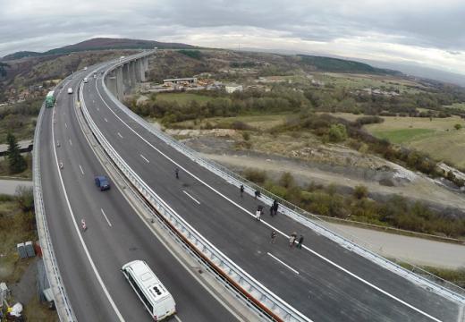 """Проектът за АМ """"Хемус"""" до Велико Търново е внесен за съгласуване"""