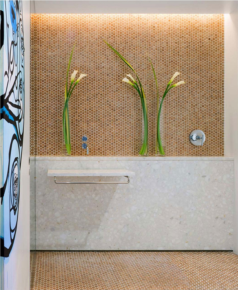 cork-mosaic-penny-tile-for-the-stylish-bathroom
