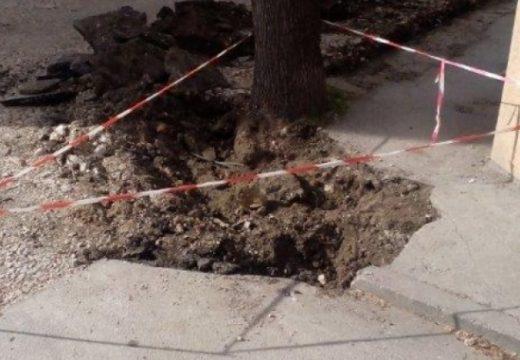 Строителна фирма остави Плевен без ток