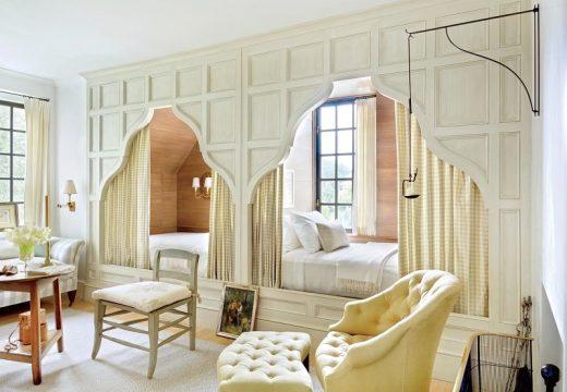 30+ идеи за модерен дом с вградени мебели