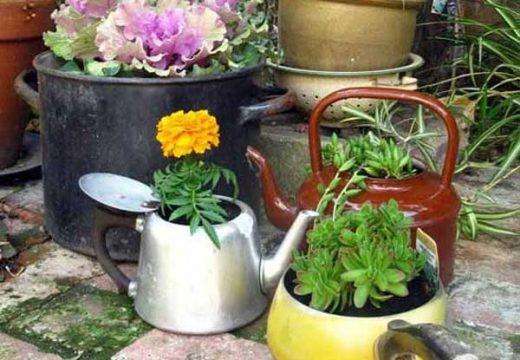 70+ страхотни идеи за старите кухненски съдове и прибори