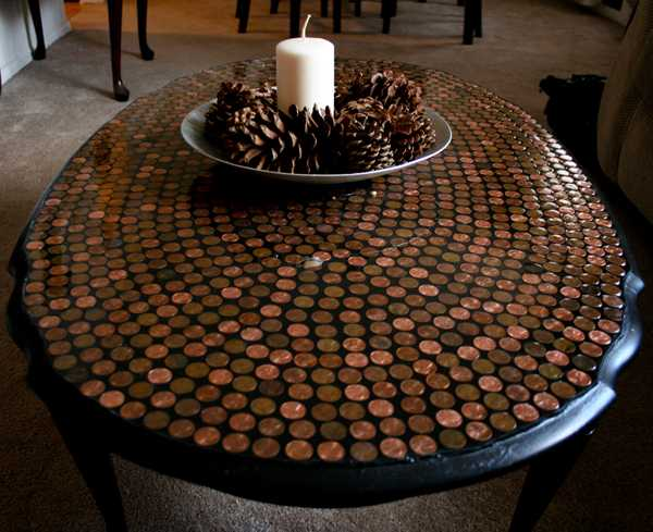 penny-tiles-kitchen-countertop-table-top-7