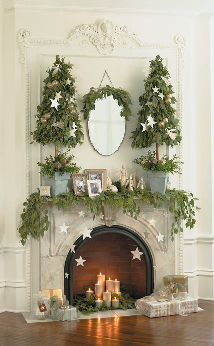 christmas-mantel-decorating-ideas-27-1-kindesign
