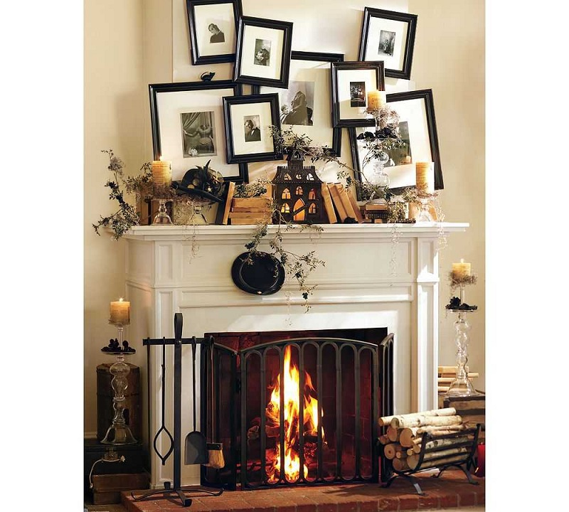 lovely-fireplace-decorating-ideas-for-summer