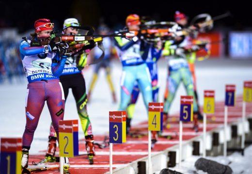 Hörmann става спонсор на Световното първенство по биатлон