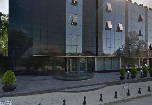 Взрив избухна пред офиса на фирма Станилов