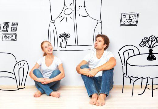 4 стъпки при планирането на мечтания дом