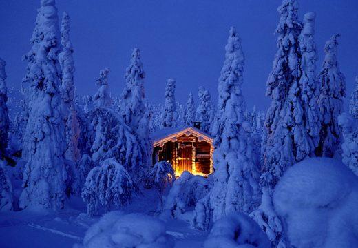 Красотата на Лапландия в снимки
