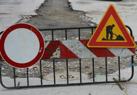 Затварят много столични улици за ремонти