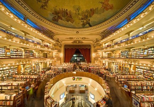 Най-красивите книжарници по света