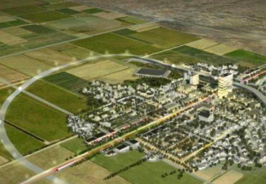 Започва строителство на нов град до София