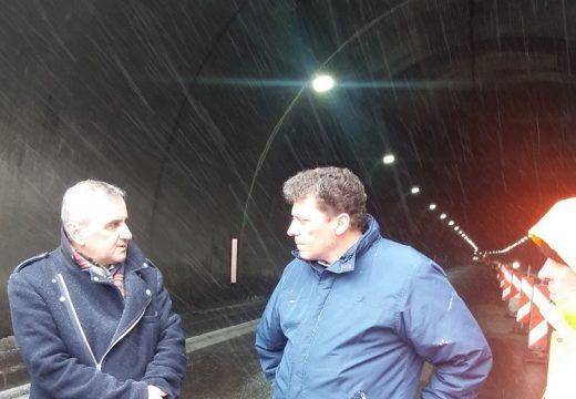 """Днес пускат двупосочно движението в тунел """"Ечемишка"""""""