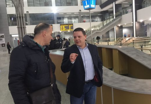 Христо Алексиев разпореди спешен ремонт на жп гара Подуяне
