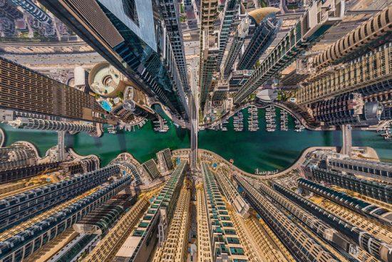 Архитектурата по света от птичи поглед