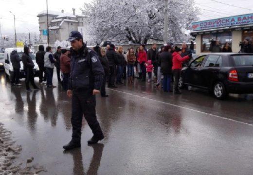 """Жители на """"Горубляне"""" затвориха Околовръстното"""