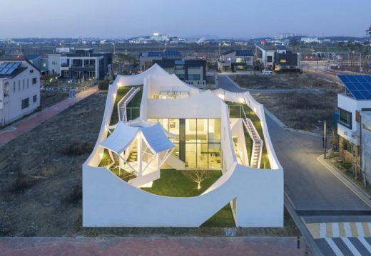 Най-странният дом в Южна Корея