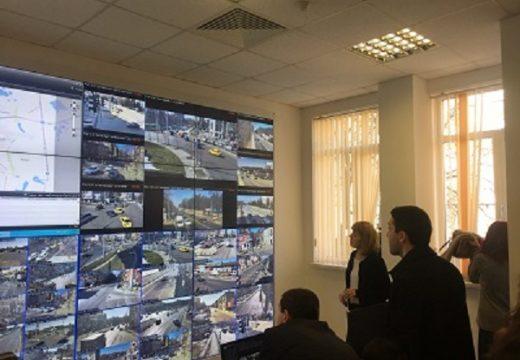 Фандъкова провери системата за управление на трафика