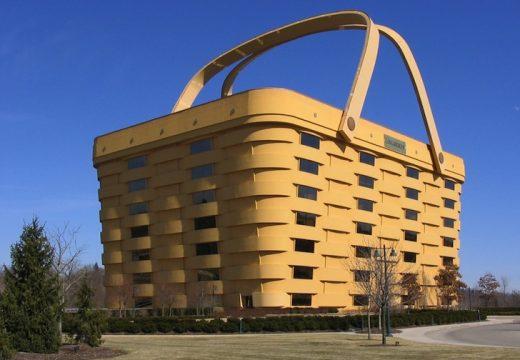 Най-голямата кошница на света е офис сграда