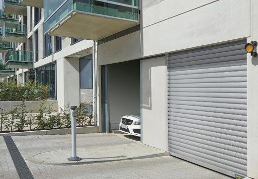 Решения за врати за общи и подземни гаражи