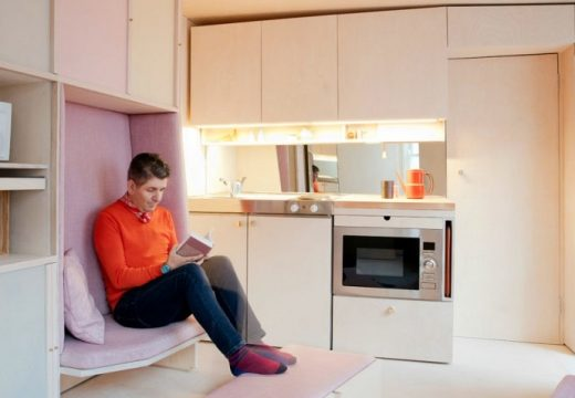Най-малката къщичка в Лондон
