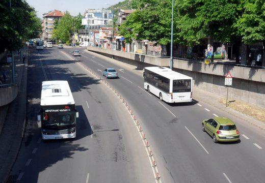 Променят маршрута на автобуси в Пловдив