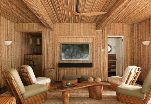 Рай от бамбук до морето