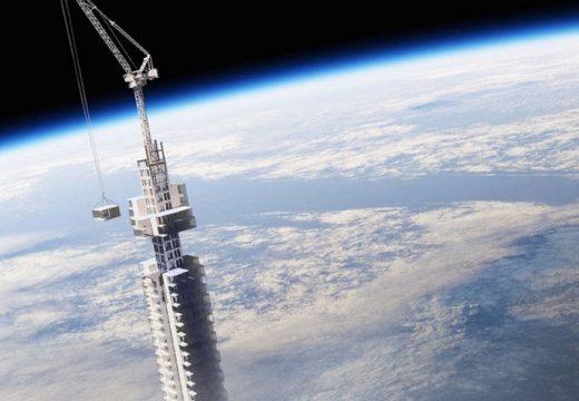 Най-високият небостъргач в света излиза в орбита