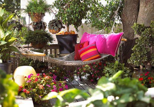50+ шарени идеи за градинки и балкончета
