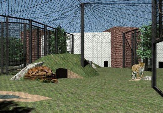 Ремонт преобразява столичния зоопарк