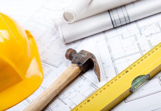 Спад в строителната продукция през януари