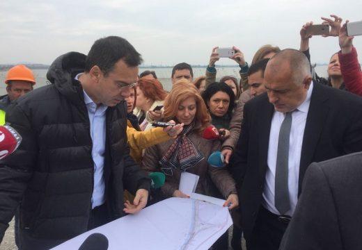 Ускоряват строителството на важни за Бургас обекти