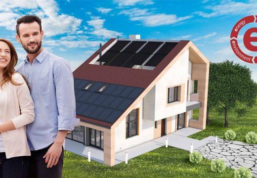 """Винербергер представи проект на първата """"е4"""" къща в България"""
