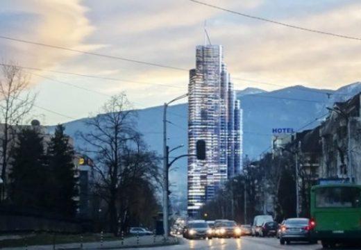 2100 подписа срещу най-високата сграда в София