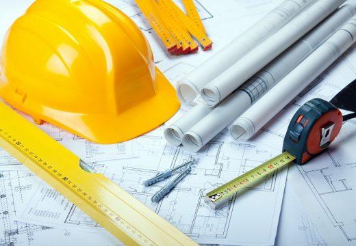 Ръст в продукцията за сградно строителство