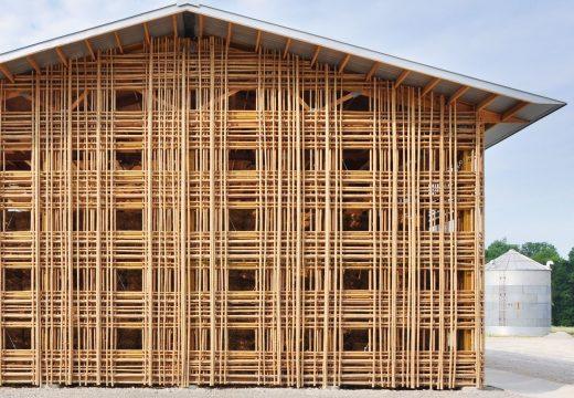 10 модерни сгради изцяло от дърво