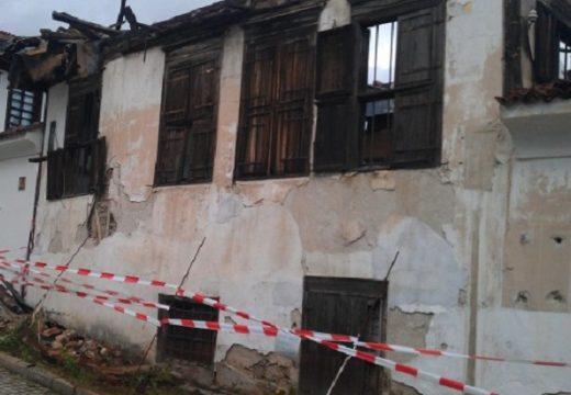 Къща-паметник на културата се срути до туристи