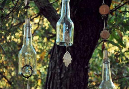 """50+ идеи """"направи си сам"""" вятърни камбанки за дома и градината"""